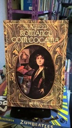 Livro Romance Com Cocaína M. Aguéev