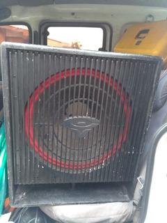 Subwoofer Amplificado Cerwin Vega Cva18, 1200 Watts