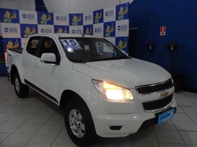 S10 2.8 Lt 4x4 Cd 16v Turbo 2015