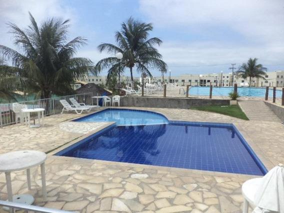 Apartamento Para Venda Em São Pedro Da Aldeia, Baixo Grande, 2 Dormitórios, 1 Banheiro, 1 Vaga - Ap 064