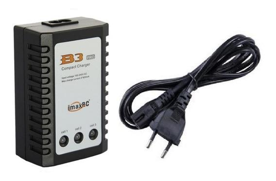 Carregador Imax B3 Lipo S2-s3 Plug Eu