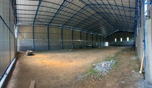 Galpão Para Aluguel Em Santana De Parnaíba, Santa Helena - Ga0048