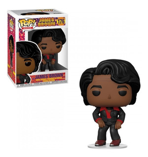 Funko Pop James Brown 176 Nuevo Original