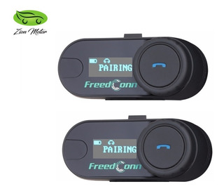 Intercomunicador X2 Bluetooth T-com Sc 800mts Radio Fm Moto