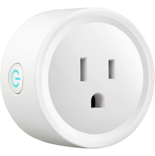 Enchufe Inteligente Wifi Smart Plug 10a Funciona Con Alexa