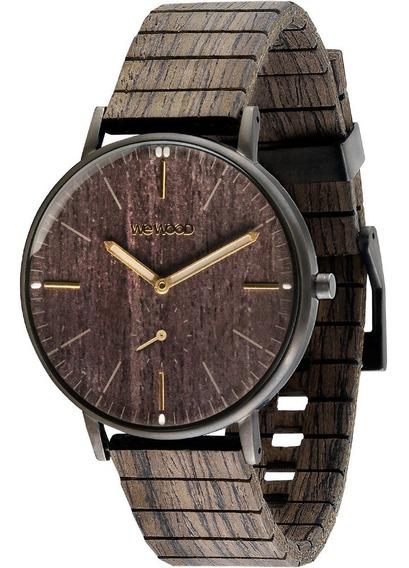 Relógio De Madeira Wewood Albacore - Wwalb02