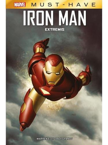 Imagen 1 de 3 de  Must-have Iron Man Extremis