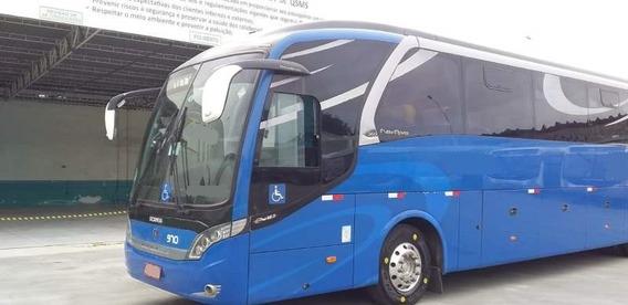 Ônibus N10 Neobus Scania K310 Seminovo Únido Dono Só Turismo