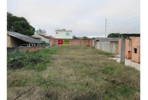 Imagem 1 de 6 de Terreno À Venda, 420 M² Por R$ 160.000,00 - Rio Pequeno - São José Dos Pinhais/pr - Te0110