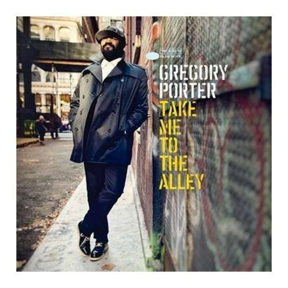 Porter Gregory Take Me To The Alley Cd Nuevo