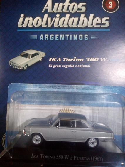 Autos Inolvidables Argentinos Ika Torino 1967 Nº3 Salvat