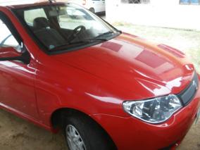 Fiat Palio 1.0 Fire Flex Vermelho