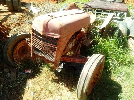Ford Trator Antigo