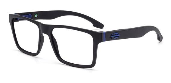 Óculos De Grau Mormaii Rx Swap Clip On Preto Fosco