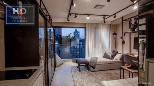 Imagem 1 de 16 de Loft Com 1 Dormitório À Venda, 25 M² - Perdizes - São Paulo/sp - Lf0010