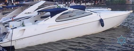 Lancha Excalibur 39 Iate Barco N Azimut Intermarine Phantom