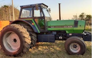 Vdo Hermoso Tractor Deutz Fahr Ax160 1989. Excelente Estado.