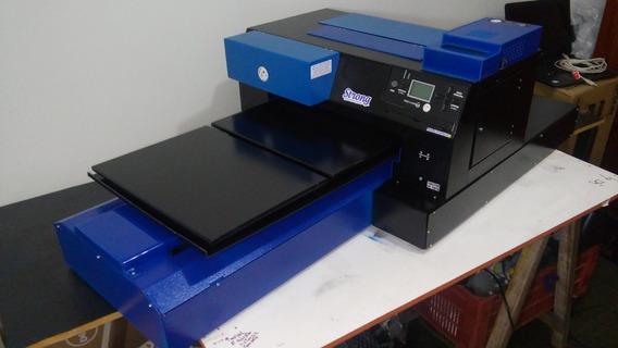 Impressora Têxtil Dtg Base P800 Área 40x60cm