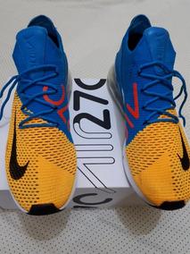 Tenis Nike Air Max 270 Flynit Tam:(42) Semi Novo/ Original