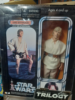 Star Wars Figura 12 Luke Skywalker Triology Colecction