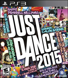 Just Dance 2015 - Playstation 3 Fisico