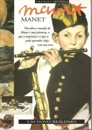 Manet Coleção Grandes Artistas