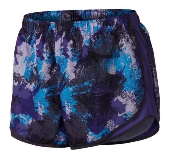 Short Nike Roxo Dry-fit Academia Plus Size - 878678