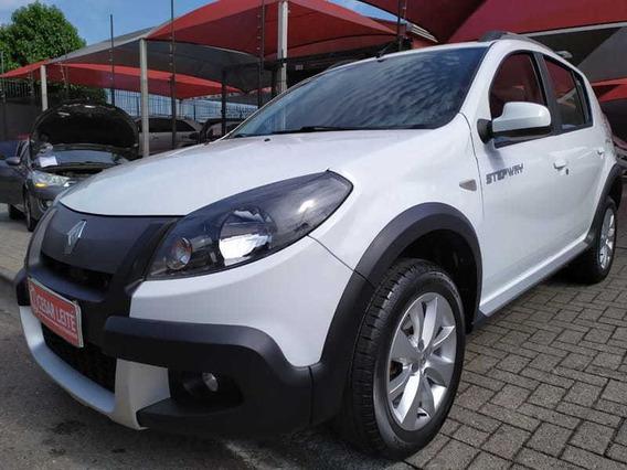 Renault Sandero Stepway 1.6 8v Hi-flex 4p 2014