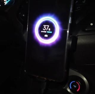 Carregador Indução Veicular Xiaomi Original - Potencia 20 W