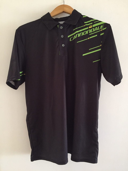 Playera Polo Cannondale Nueva