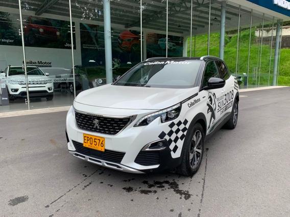 Peugeot 3008 Gt Line Cara Nueva