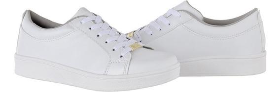 Tenis Sapato Casual Feminino Cr Shoes 4030 Promoçao Tênis