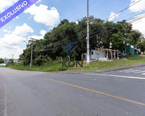 Terreno A Venda Em Araucária Pr - Te00009 - 69431290
