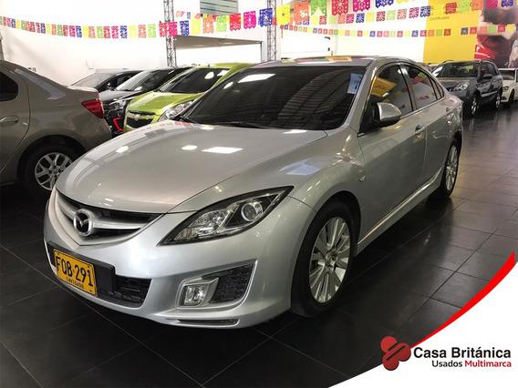 Mazda 6 Automatico 2500cc 4x2 Gasolina