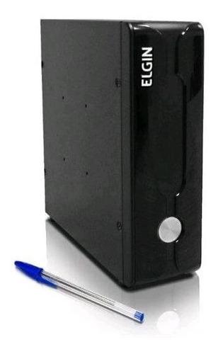 Imagem 1 de 5 de Mini Cpu Para Pdv Elgin Nano Ssd 120gb 4gb 6usb 2 Seriais