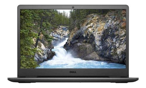 """Imagem 1 de 6 de Notebook Dell Inspiron 3501 preta 15.6"""", Intel Core i7 1165G7  8GB de RAM 256GB SSD, Intel Iris Xe Graphics G7 96EUs 60 Hz 1366x768px Windows 10 Home"""