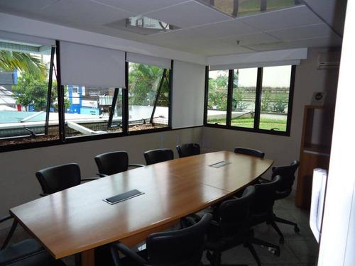Imagem 1 de 15 de Excelente Conjunto Comercial Com 2 Sala , 2 Banheiros E 1 Vaga De Garagem - Vila Clementino - Cj0949