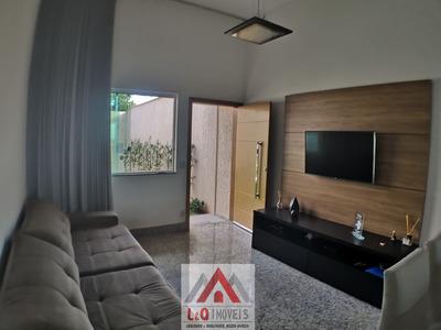 Casa Moderna De 03 Quartos Em Condomínio! - 3637