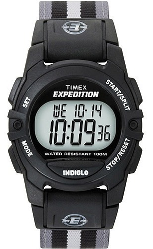 comprar popular aed3e 010dc Reloj Timex Para Mujer T49661 Expedition Digital