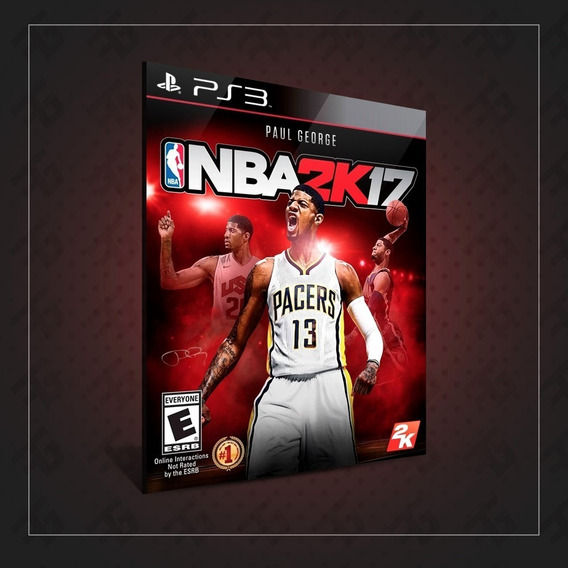 Nba 2k 17 Ps3 - Playstation 3 Envio Agora!