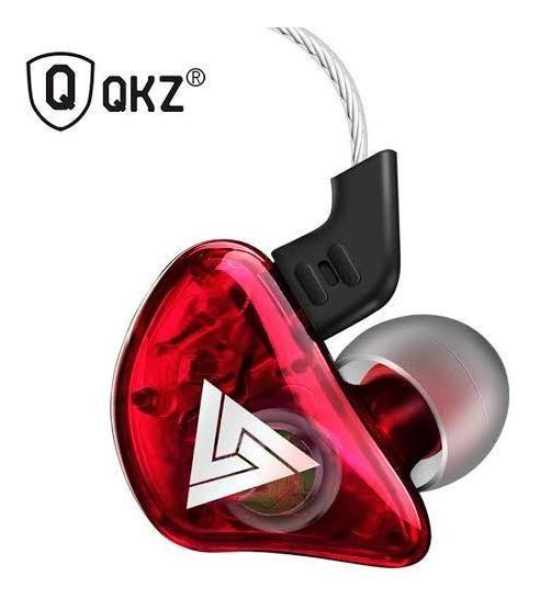 Fone De Ouvido In Ear Qkz Ck5 Retorno De Palco Profissional
