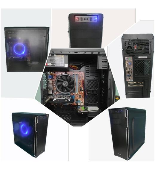 Pc Gamer Com I5, 8gb De Ram, 4gb Video, Hd 1tb Com Jogos!.