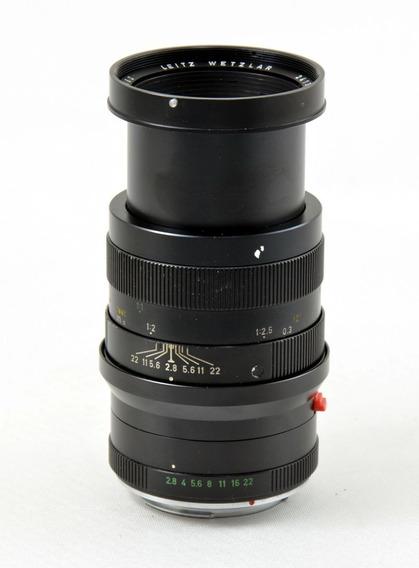 Leica - Lente Macro Elmarit-r F2.8/60mm