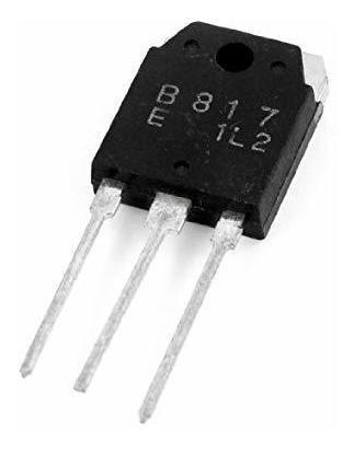 Transistor Fet Mosfet 2sb817 (2 Peças) 2sb817 Sb817 B817