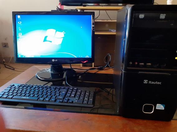 Cpu Dual Core 3.0ghz Hd 320gb Memória Ram De 2gb