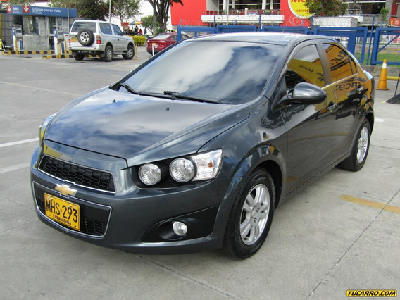 Chevrolet Sonic Mt 1600