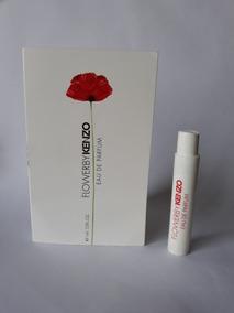 Amostra Perfume Kenzo Flower By Kenzo Edp 1ml Frete Grátis