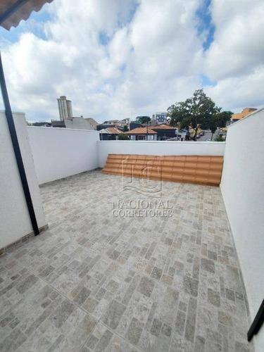 Cobertura À Venda, 76 M² Por R$ 269.000,00 - Vila Curuçá - Santo André/sp - Co4958