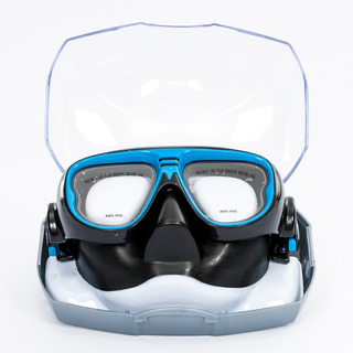 Máscara De Mergulho Armação Grande Super Confortável