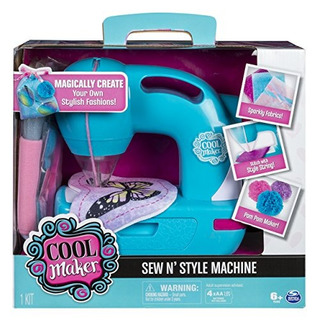 Cool Maker - Maquina De Coser Sew N .style Con Accesorio Pom